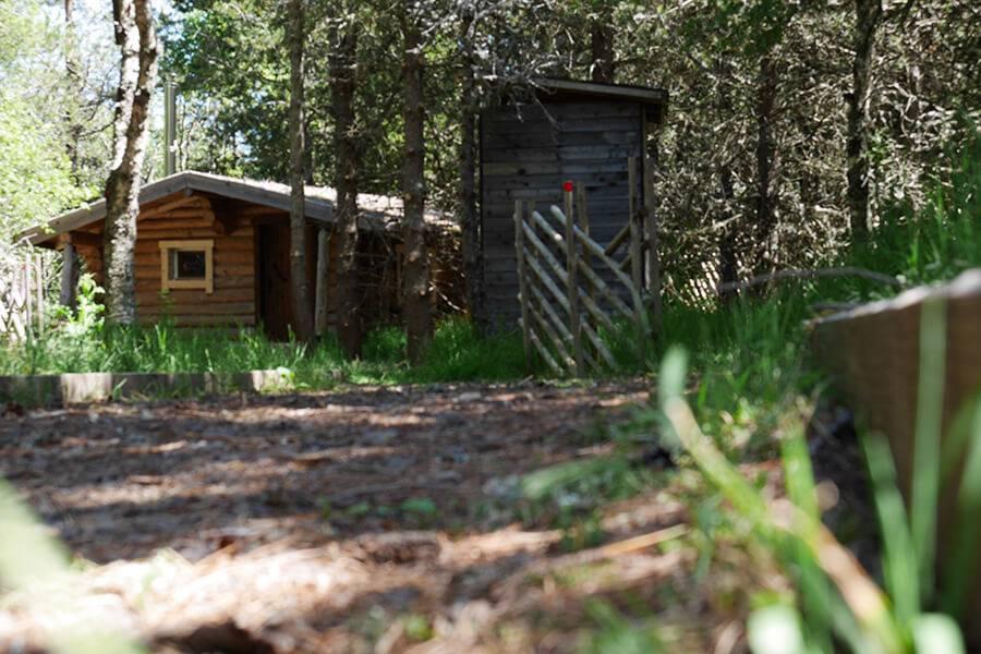 Cabane de l'Ours