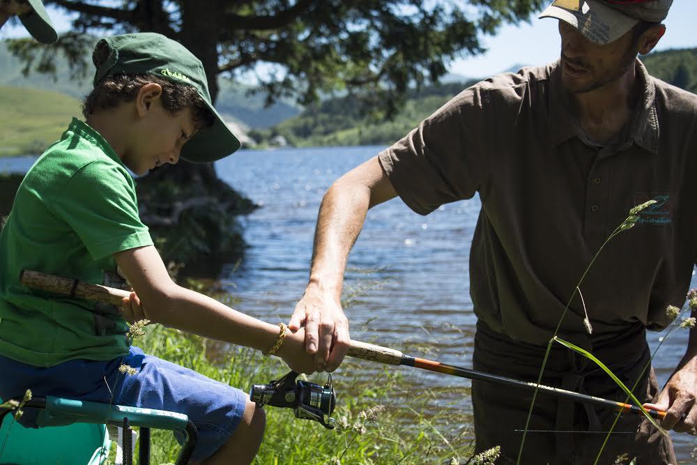 Améliorer sa technique de pêche au Guéry