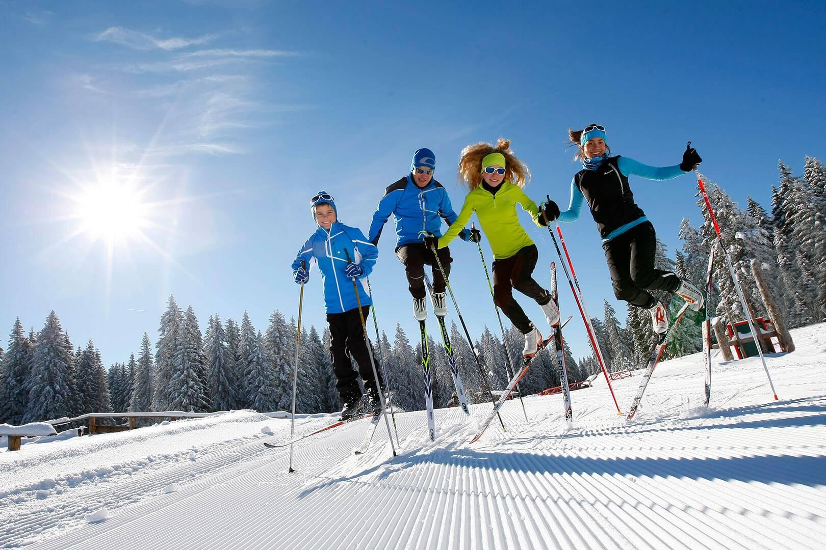 Vente des Nordic Pass au Guéry - saison 2018