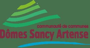 Logo Communauté de Communes Dômes Sancy Artense